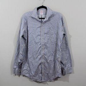 Brooks Brothers Traditional Fit Dress Shirt